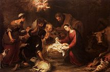 The Adoration Of The Shepherds, Bartolome Esteban Murillo, ca. 1688