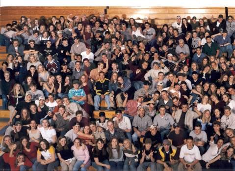 Columbine High School Picture, Class of 1999